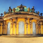 בעקבות באך 2014 Potsdam Sanssouci Palace