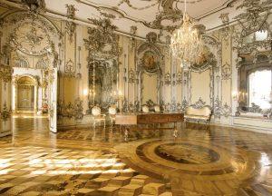 New Palace Concert Chamber Sanssouci Palace