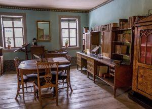 Weimar Goethe Office