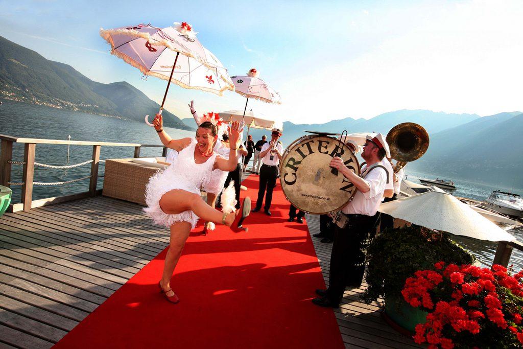 פסטיבל אסקונה על גדות אגם מג'ורה
