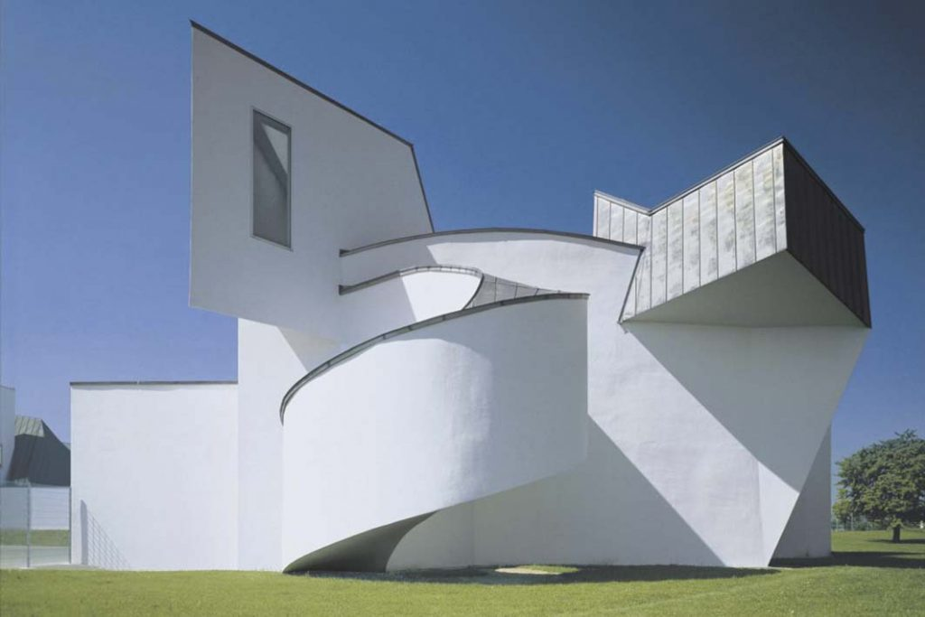 Vitra Design Museum photo by Thomas Dix