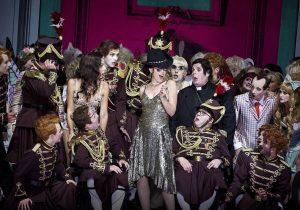הלנה היפה מאת אופנבך בKomische Oper