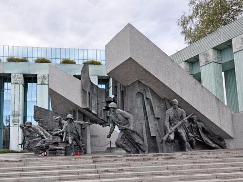 ורשה 2018 אנדרטה