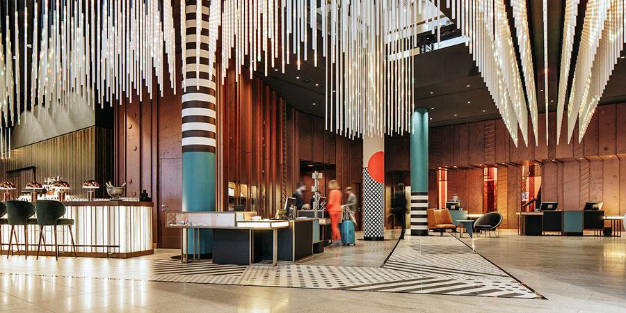 מלון פולמן ברלין