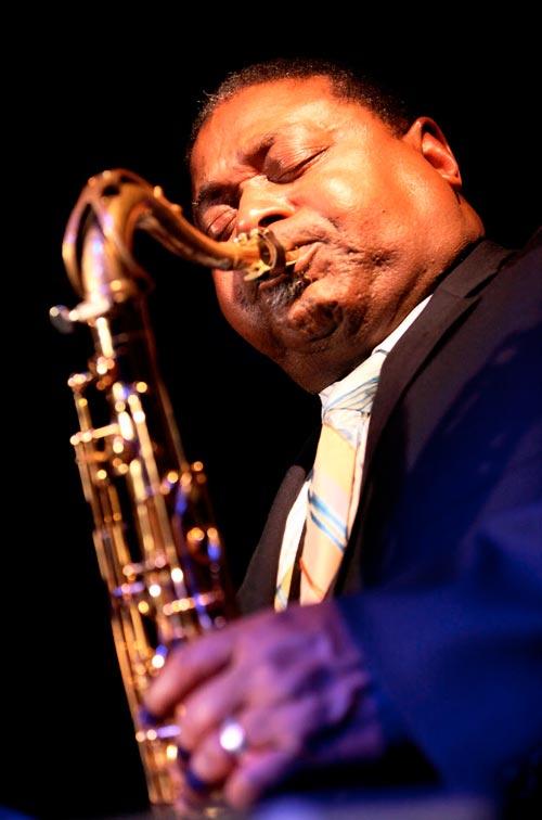 Pee Wee Ellis Jazz Quartet