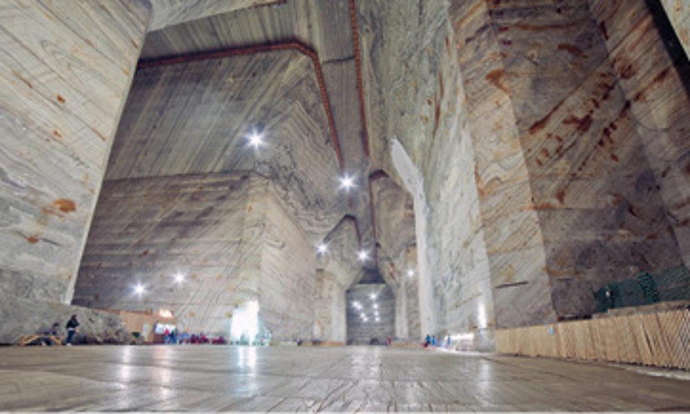 מכרה מלח רומניה